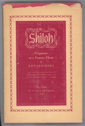 SHILOH: FRAGMENTS ON A FAMOUS THEME. Edward Doro