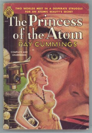 THE PRINCESS OF THE ATOM. Ra Cummings