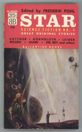 STAR SCIENCE FICTION STORIES NO. 4. Frederik Pohl