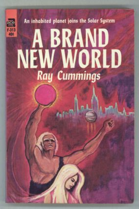 A BRAND NEW WORLD. Ra Cummings