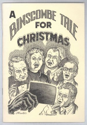 "A BINSCOMBE TALE FOR CHRISTMAS [""ONLY ONE CAREFUL OWNER""]. John Whitbourn"