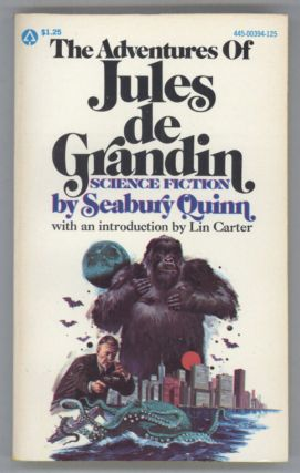THE ADVENTURES OF JULES DE GRANDIN. Seabury Quinn