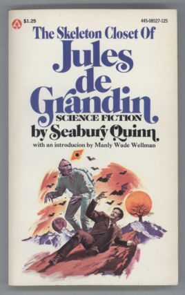 THE SKELETON CLOSET OF JULES DE GRANDIN. Seabury Quinn