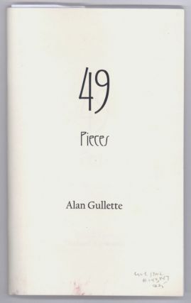 49 PIECES. Alan Gullette