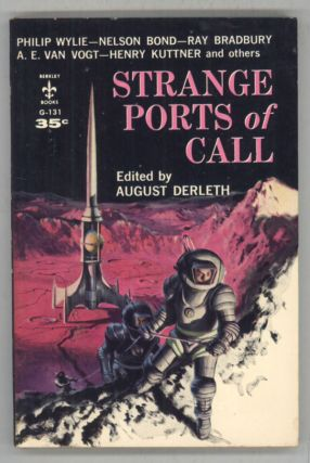 STRANGE PORTS OF CALL. August Derleth
