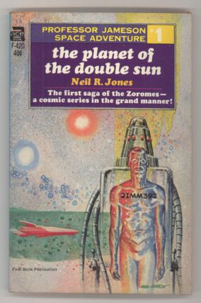 THE PLANET OF THE DOUBLE SUN. Neil Jones