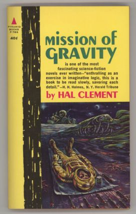 MISSION OF GRAVITY. Hal Clement, Harry Clement Stubbs