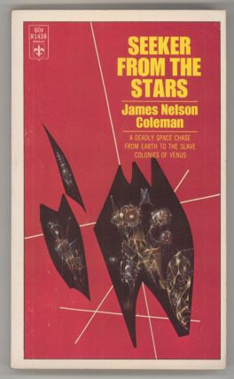 SEEKER FROM THE STARS. James Nelson Coleman