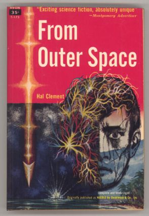 FROM OUTER SPACE. Hal Clement, Harry Clement Stubbs