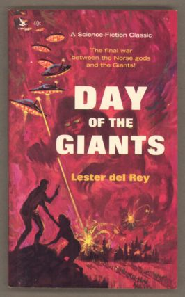 DAY OF THE GIANTS. Lester Del Rey