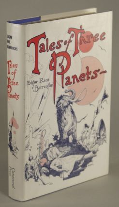 TALES OF THREE PLANETS. Edgar Rice Burroughs