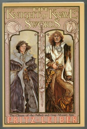 THE KNIGHT AND KNAVE OF SWORDS. Fritz Leiber