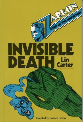 INVISIBLE DEATH. Lin Carter