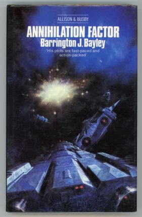 ANNIHILATION FACTOR. Barrington J. Bayley