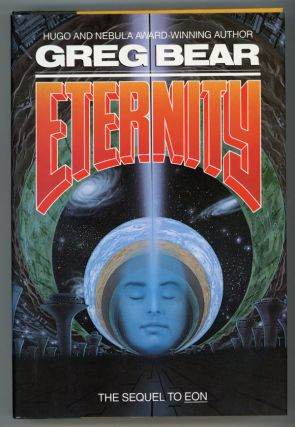 ETERNITY. Greg Bear