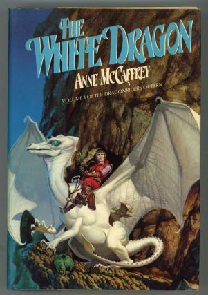 THE WHITE DRAGON. Anne McCaffrey
