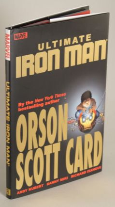 ULTIMATE IRON MAN VOLUME 1. Orson Scott Card