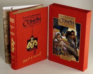 ROBERT E. HOWARD'S COMPLETE CONAN OF CIMMERIA: VOLUME TWO (1934) ...