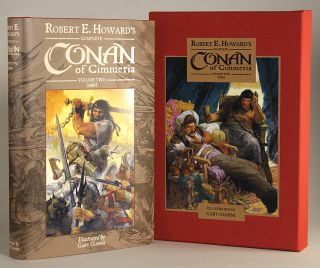 ROBERT E. HOWARD'S COMPLETE CONAN OF CIMMERIA: VOLUME TWO (1934). Robert E. Howard