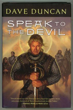 SPEAK TO THE DEVIL. Dave Duncan
