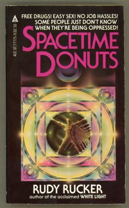 SPACETIME DONUTS. Rudy Rucker