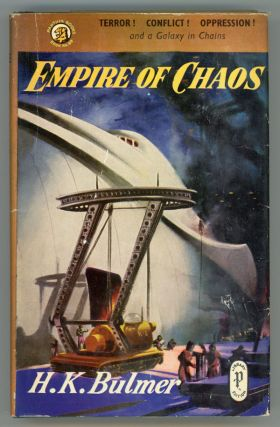 EMPIRE OF CHAOS. Kenneth Bulmer