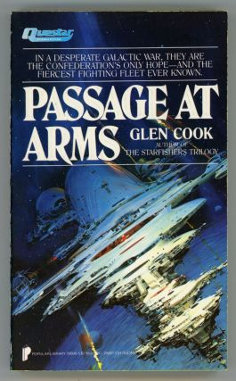 PASSAGE AT ARMS. Glen Cook