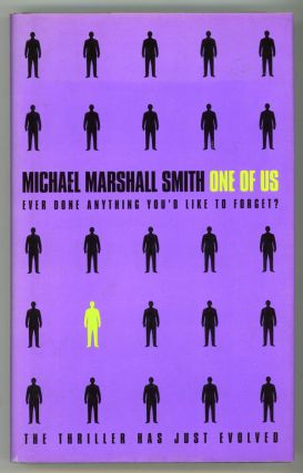 ONE OF US. Michael Marshall Smith