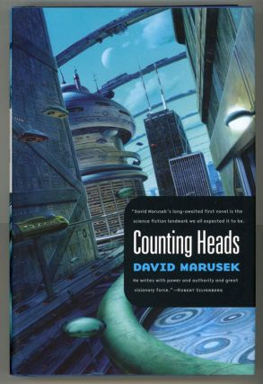 COUNTING HEADS. David Marusek