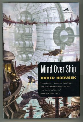 MIND OVER SHIP. David Marusek
