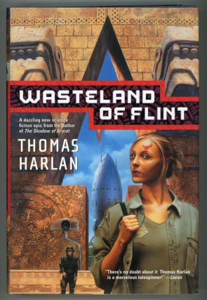 WASTELAND OF FLINT. Thomas Harlan.