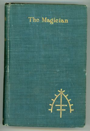 THE MAGICIAN. Maugham, Somerset