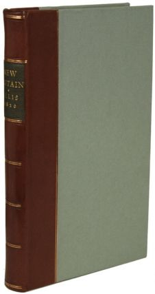 NEW BRITAIN. A NARRATIVE OF A JOURNEY, BY MR. ELLIS, TO A COUNTRY SO CALLED BY ITS INHABITANTS,...