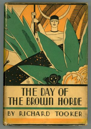THE DAY OF THE BROWN HORDE. Richard Tooker, Presley