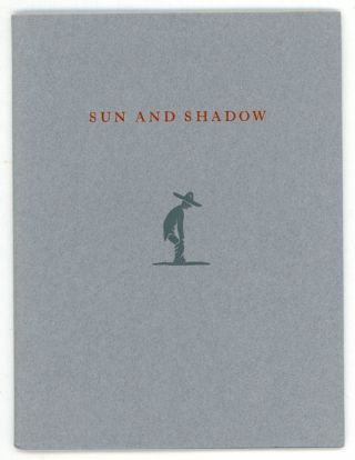 SUN AND SHADOW. Ray Bradbury