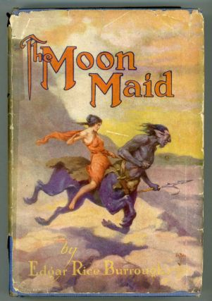 THE MOON MAID. Edgar Rice Burroughs