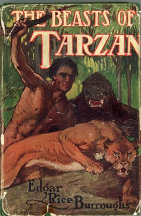 THE BEASTS OF TARZAN ...