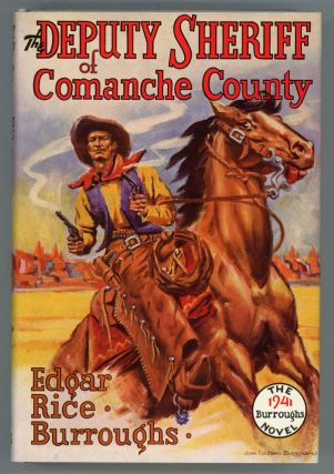 THE DEPUTY SHERIFF OF COMANCHE COUNTY ...