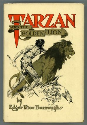 TARZAN AND THE GOLDEN LION ...