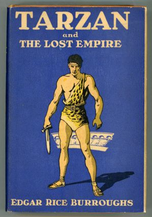 TARZAN AND THE LOST EMPIRE ...