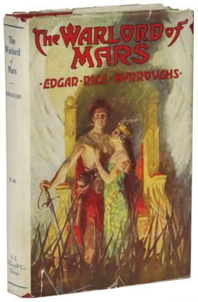 THE WARLORD OF MARS. Edgar Rice Burroughs