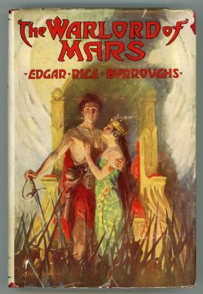 THE WARLORD OF MARS ...