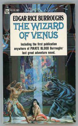 THE WIZARD OF VENUS. Edgar Rice Burroughs