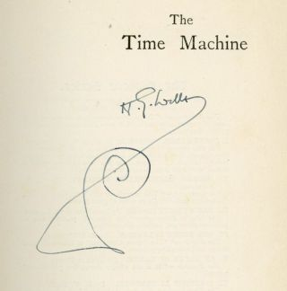 THE TIME MACHINE: AN INVENTION ...