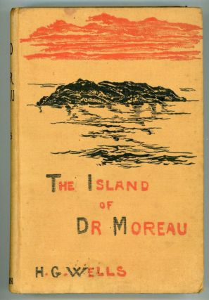 THE ISLAND OF DOCTOR MOREAU ...
