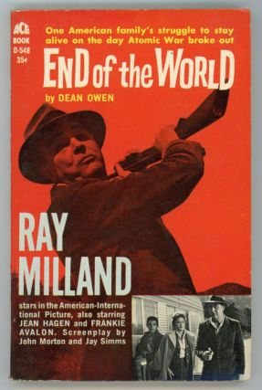 END OF THE WORLD. Dean Owen, Dudley Dean McGaughy