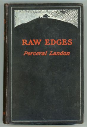 RAW EDGES: STUDIES AND STORIES OF THESE DAYS ...