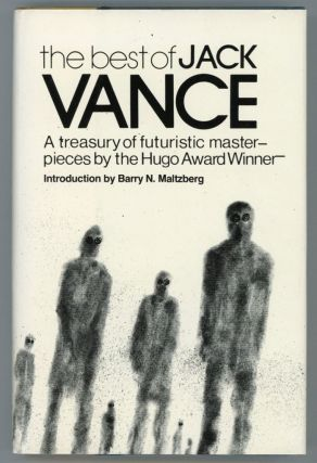 "THE BEST OF JACK VANCE. John Holbrook Vance, ""Jack Vance."""