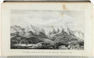 Report of the exploring expedition to the Rocky Mountains in the year 1842, and to Oregon and north California in the years 1843-'44. By Brevet Capt. J. C. Frémont, of the Topographical Engineers, under the orders of Col. J. J. Abert, Chief of the Topographical Bureau. Printed by order of the Senate of the United States.