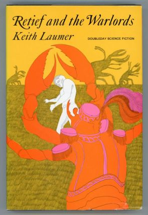RETIEF AND THE WARLORDS. Keith Laumer
